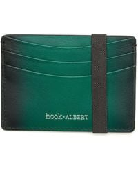 Hook + Albert - Gradient Leather Card Case - Lyst