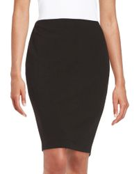 T Tahari | Aspen Pencil Skirt | Lyst