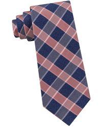 Michael Kors - Boardwalk Plaid Tie - Lyst