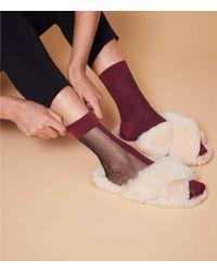 Lou & Grey - Hysteria Filippa Ankle Socks - Lyst