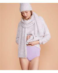 Lou & Grey - Jonesy High Waisted Underwear - Lyst