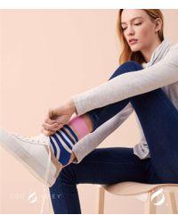 Lou & Grey - Happy Socks Verna Ankle Socks - Lyst