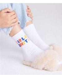 Lou & Grey - Style Club Girls Unite Socks - Lyst