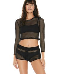 L*Space - Mesh Runner Short - Lyst