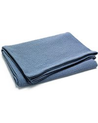 Lucky Brand - Medallion Navy King Coverlet - Lyst