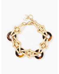 Lucky Brand - Tortoise Link Bracelet - Lyst