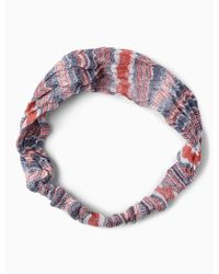 Lucky Brand - Stripe Headscarf - Lyst