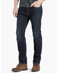 Lucky Brand - 410 Athletic-fit Jeans - Lyst