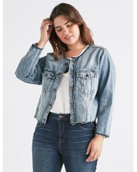 Lucky Brand - Remade Smart Trucker - Lyst