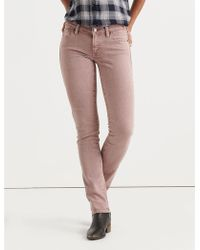 Lucky Brand - Sweet Straight - Lyst