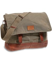 Lucky Brand - Lb Collectibles Messenger - Lyst