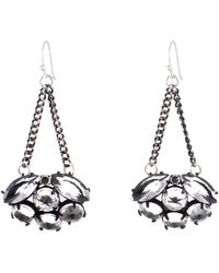 Lulu Frost - Diamanda Drop Earring - Lyst