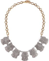 Lulu Frost - Deco Shell Necklace - Lyst