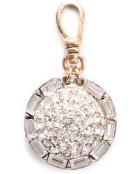 Lulu Frost - Vintage Crystal Soleil Charm - Lyst