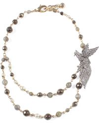Lulu Frost - Canopy Necklace - Lyst