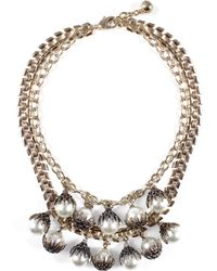Lulu Frost - Paloma Necklace - Lyst