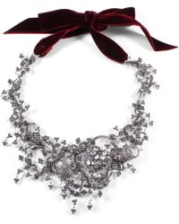 Lulu Frost - Nina Collage Necklace - Lyst