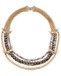 Lulu Frost - Andalusia Necklace - Lyst