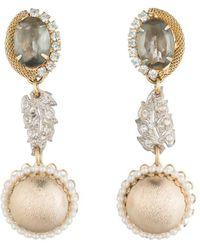 Lulu Frost - *vintage* 100 Year Earring 35 - Lyst