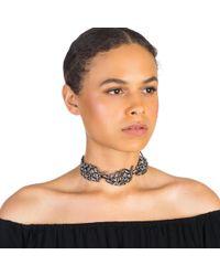 Lulu Frost | Diamanda Collar | Lyst