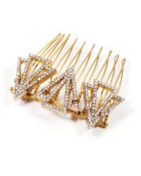 Lulu Frost - Odeon Hair Comb - Small - Lyst