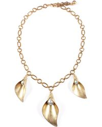 Lulu Frost - Jardin Drop Necklace - Lyst