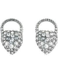 Lulu Frost - Nina Stud Earrings - Lyst