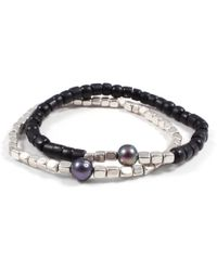 Lulu Frost - George Frost Essaouira Shore Bracelet Set - Lyst
