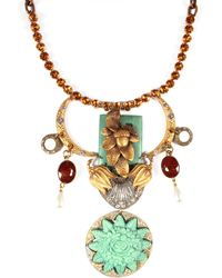 Lulu Frost - *vintage* 75 Year Necklace 3 - Lyst