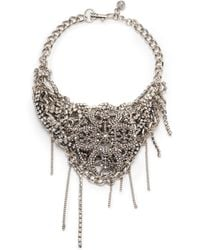 Lulu Frost - *vintage* Frost Collage Necklace - Lyst