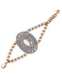 Lulu Frost - *vintage* Cut-steel Bracelet 9 - Lyst