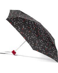 Lulu Guinness - Lulu Letters Tiny Umbrella - Lyst