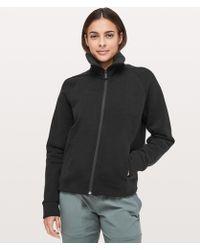 lululemon athletica - Snuggle Up Jacket - Lyst