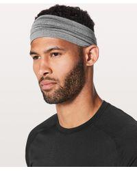 lululemon athletica - Metal Vent Tech Headband - Lyst
