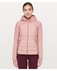 lululemon athletica - Down For It All Jacket - Lyst