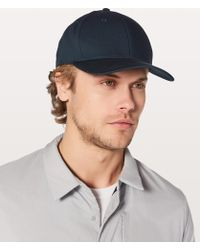 Lyst - lululemon athletica The Single Panel Hat  cool Online Only in ... cc40ffdd87d0