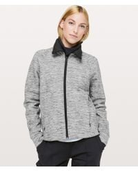 lululemon athletica - Snuggle Up Jacket - Lyst