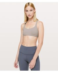 lululemon athletica - Free To Be Zen Bra - Lyst