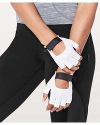 lululemon athletica - Uplift Training Gloves - Lyst