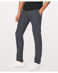 lululemon athletica - Commission Pant Relaxed - Lyst