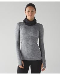 lululemon athletica - Run Fast Neck Warmer - Lyst