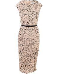 2c2e4921fc0d N°21 Stampa Floral Print Dress in Black - Lyst
