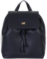 Michael Kors - Blue Junie Backpack - Lyst
