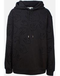 McQ - Black Sweatshirt - Lyst