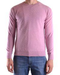 Altea - Sweater In Pink - Lyst