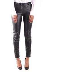Armani Jeans - ARMANI JEANS Trousers - Lyst
