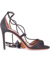613143b8758 Dolce   Gabbana - Dolce   Gabbana Sandals - Lyst