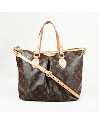 "Louis Vuitton - ""turenne Mm"" Monogram Coated Canvas Satchel Bag - Lyst"