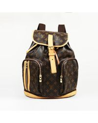 "Louis Vuitton - ""sac A Dos Bosphore"" Monogram Coated Canvas Backpack - Lyst"