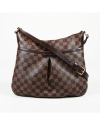7bb20bb8a Louis Vuitton - Bloomsbury Pm Damier Ebene Crossbody Bag - Lyst